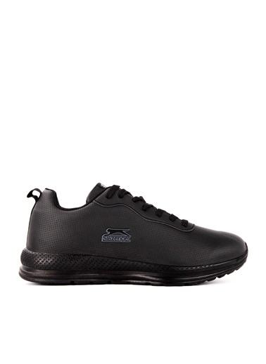 Slazenger Slazenger MARC I Koşu & Yürüyüş Erkek Ayakkabı    Siyah
